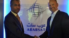 Strategic partnership between ARABSAT And NEWTEC