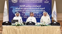Arabsat holds its  Board Meeting in Doha-Qatar with the participation of nine Arab states,headed by Saudi Arabia