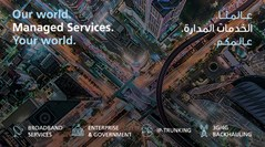 Arabsat Managed Service Book a Meeting Now!