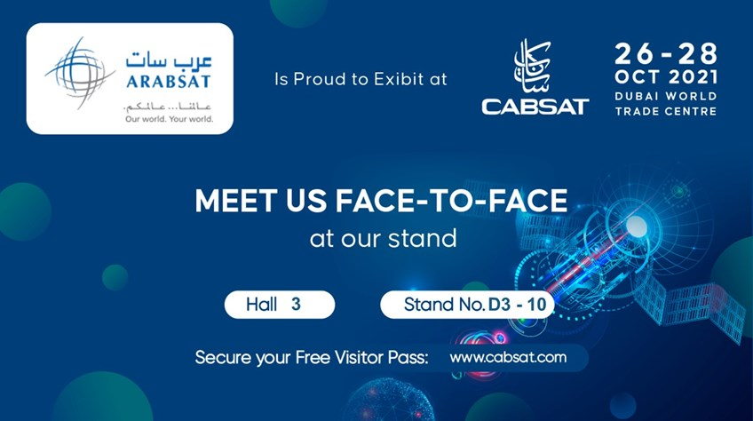 Join Us During CABSAT Virtual